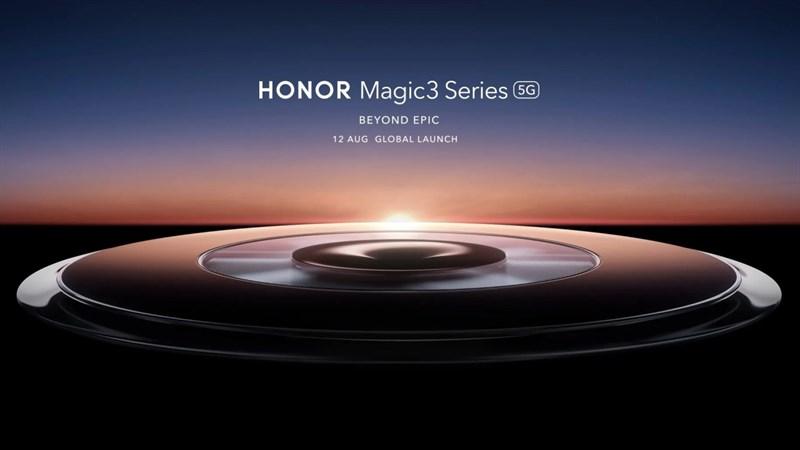 Honor Magic 3 chính thức được ấn định ngày ra mắt