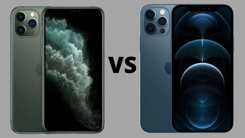 Dòng iPhone 12 có giá trị bán lại cao hơn nhiều so với dòng iPhone 11