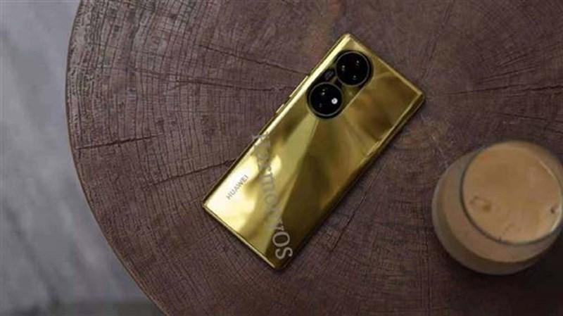Rò rỉ hình ảnh thực tế của dòng Huawei P50: Điểm nhấn vẫn ở cụm camera sau