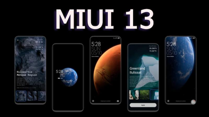 Thông tin về MIUI 13