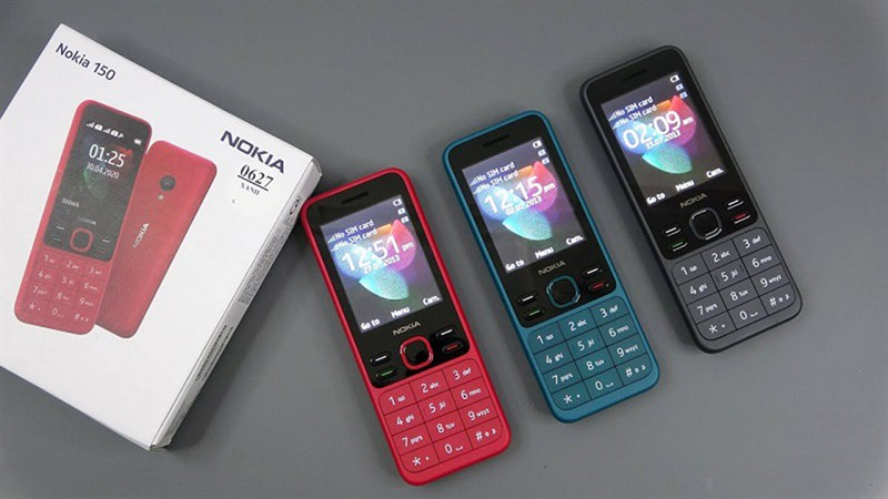 Sắm liền điện thoại cục gạch Nokia đổi trả giá rẻ bèo còn giảm thêm