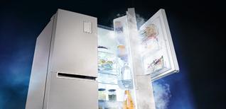 Công nghệ giữ lạnh khi mất điện EverCool trên tủ lạnh LG