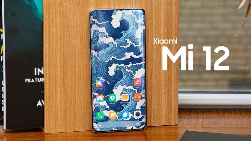 Xiaomi Mi 12 giá bao nhiêu?