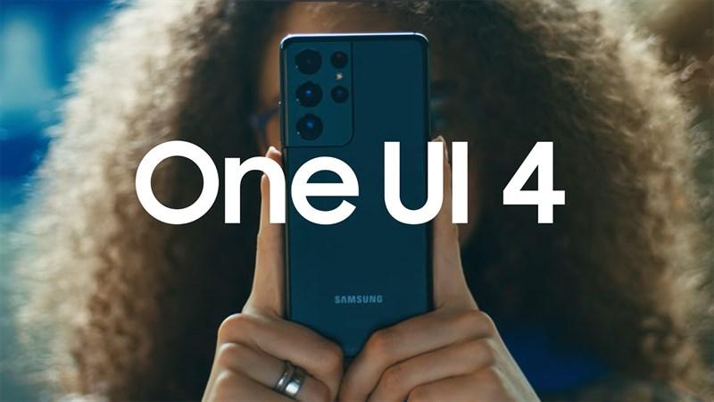 Samsung nhá hàng một số tính năng mới trên One UI 4.0