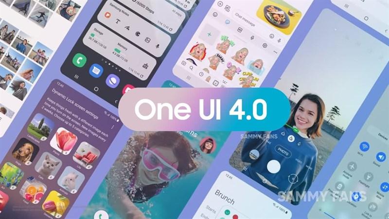 One UI 4.0 dự kiến sẽ được ra mắt bản chính thức vào cuối năm nay.