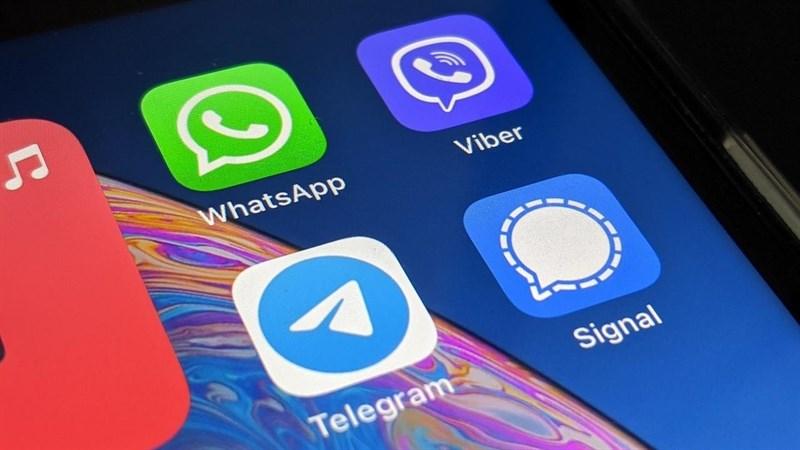 Hiếu PC khuyên cộng đồng mạng nên chuyển sang sử dụng các ứng dụng chat có tính bảo mật cao như: Telegram, WhatsApp, Viber và Signal