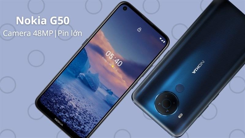 Cấu hình Nokia G50