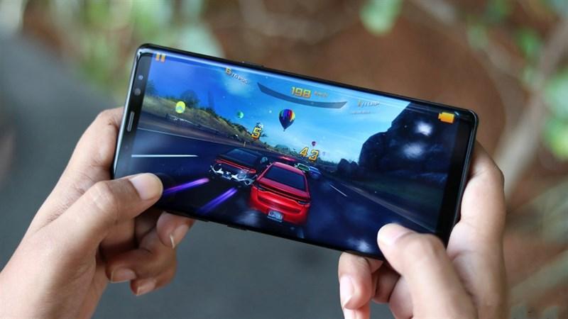 Cách tối ưu chơi game trên điện thoại Samsung