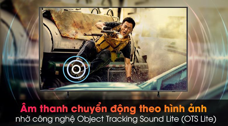 OTS Lite giúp âm thanh phát ra theo chuyển động của hình ảnh,  âm thanh chân thực