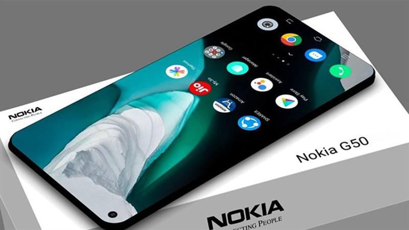 Nokia G50 lộ diện