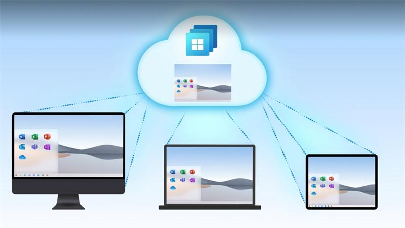 Windows 365 còn được gọi là 'máy tính đám mây'