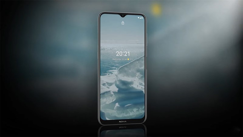 Nokia G50 có viên pin 4.500 mAh đủ đáp ứng được một ngày sử dụng
