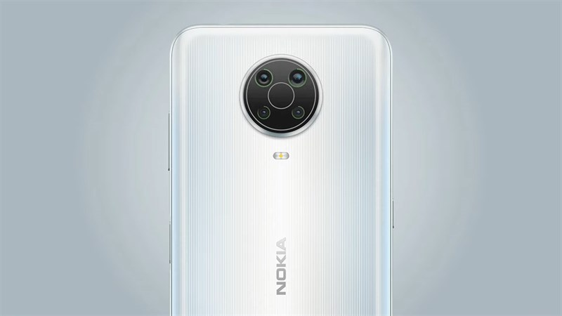 Nokia G50 có cụm camera chất lượng