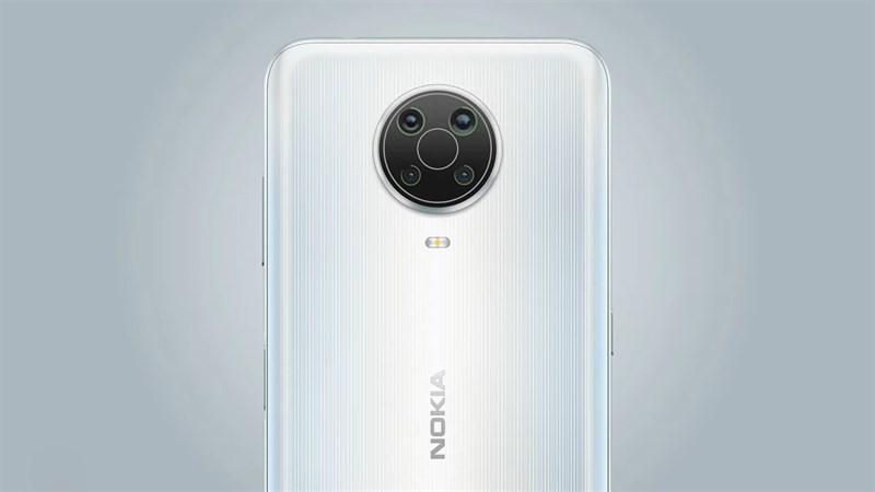 Nokia G50 dự kiến sẽ được trang bị cụm 4 camera phía sau. Nguồn: Nokiapoweruser.