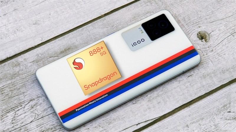iQOO 8 được cho là dùng chip Snapdragon 888 Plus