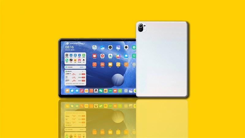Xiaomi Mi Pad 5 chạy Snapdragon 860 xuất hiện rõ nét trong poster mới