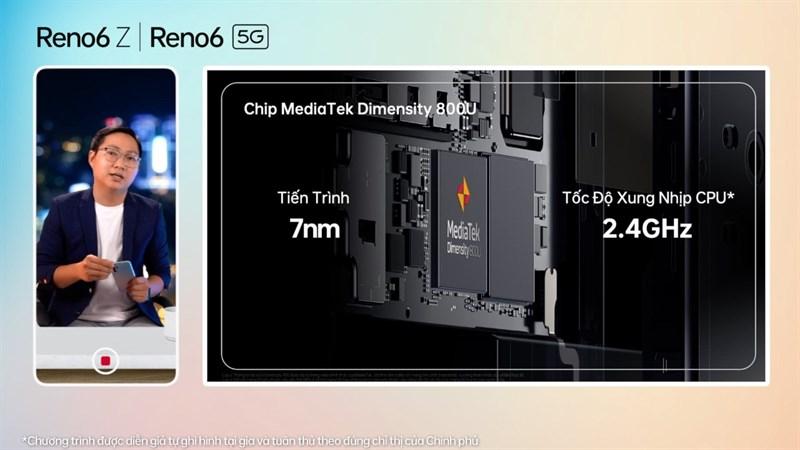 OPPO Reno6 Z 5G