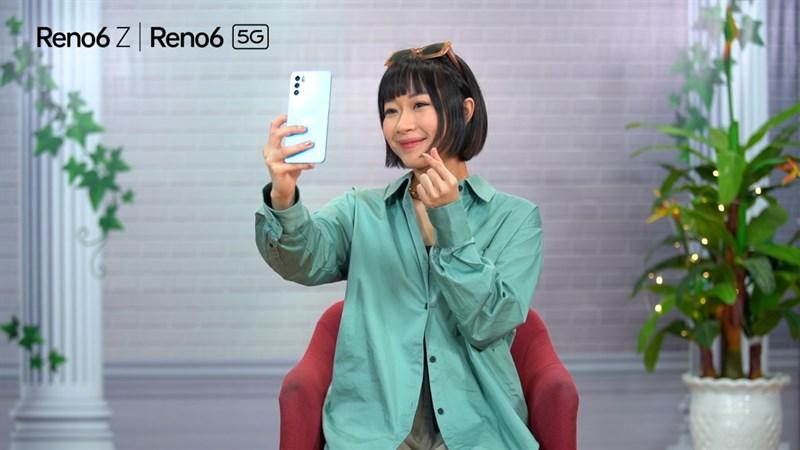 OPPO Reno6 5G ra mắt tại VN