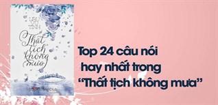Top 24 câu nói hay nhất trong Thất tịch không mưa