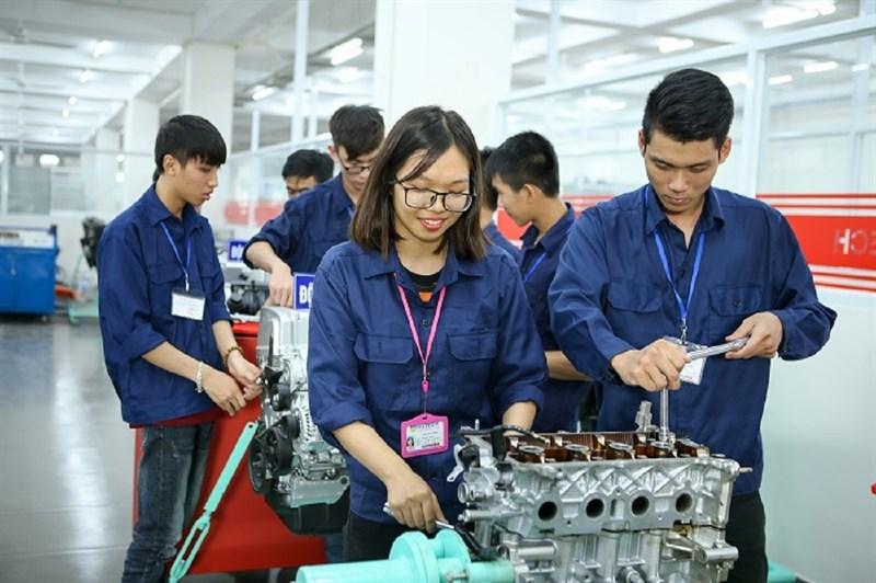 Sinh viên kỹ thuật