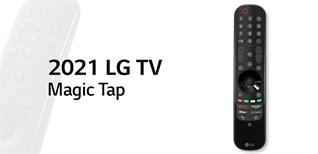 Hướng dẫn sử dụng Remote NFC (Magic Tap) trên LG 2021