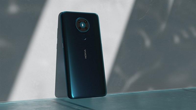 Lộ danh sách bán lẻ Nokia G50 được trang bị 5G và có giá cả hấp dẫn