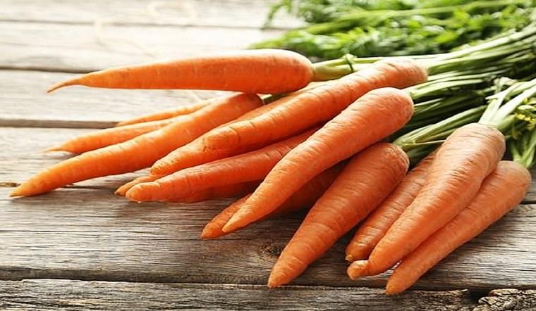 Cà rốt có bao nhiêu calo? Ăn cà rốt có tốt không?