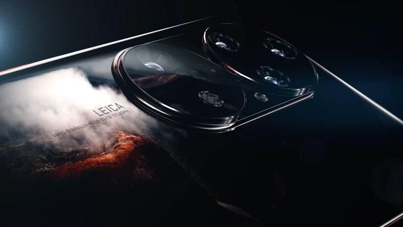 Huawei P50 Pro lộ thông số camera