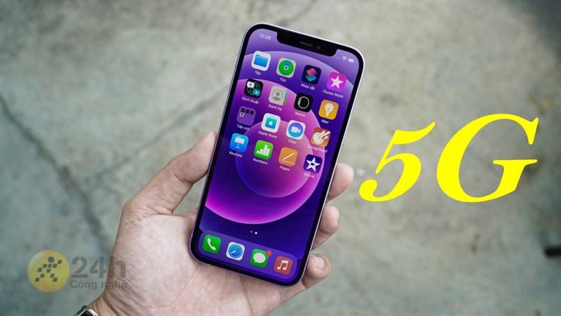 Tất cả các mẫu iPhone 2022 bao gồm iPhone SE mới được cho là đều hỗ trợ 5G