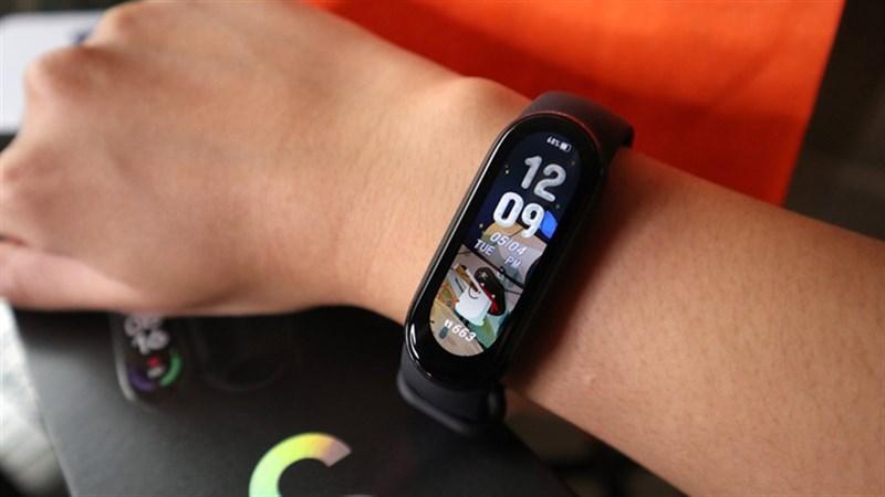 Vòng đeo tay thông minh Miband 6