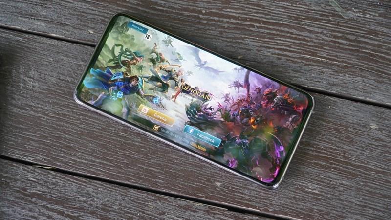 TOP điện thoại Samsung chơi game tốt nhất 2021