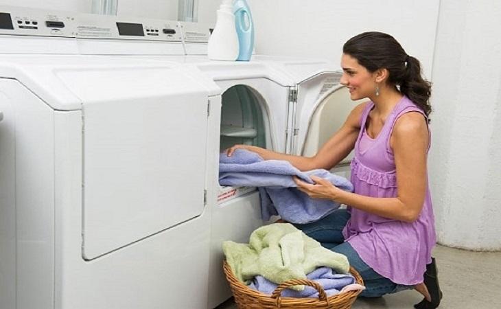 Kiểm tra hoạt động máy giặt sau khi lắp