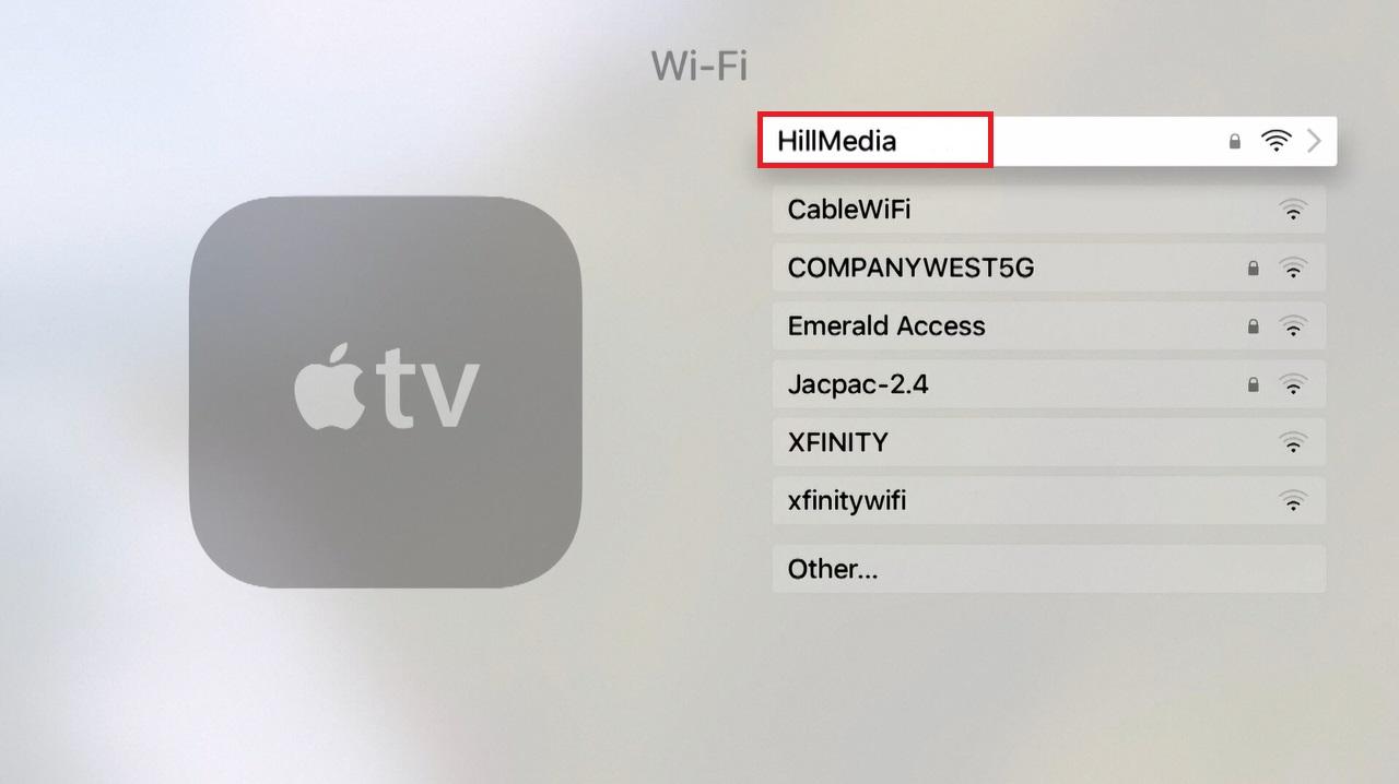 Chọn mạng wifi và nhập mật khẩu