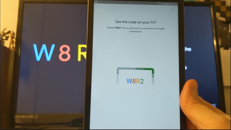 Kiểm tra xem mã PIN trên tivi có trùng khớp với mã trên điện thoại của bạn không