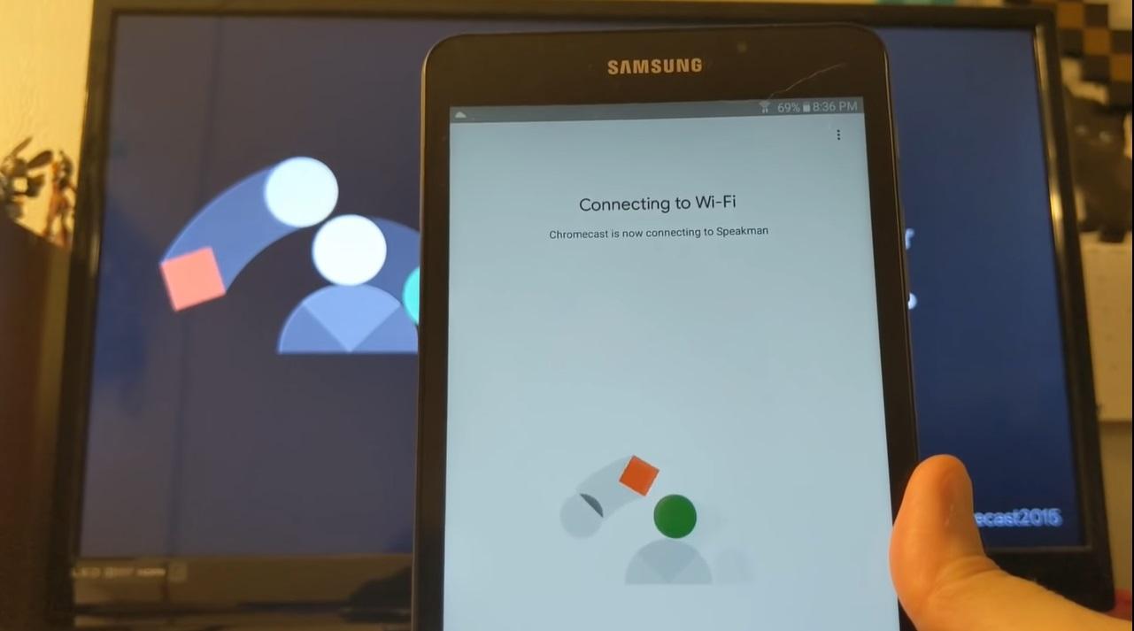 Kết nối với wifi