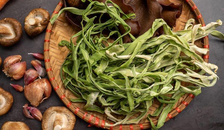 Công dụng và các món ngon với rau tiến vua