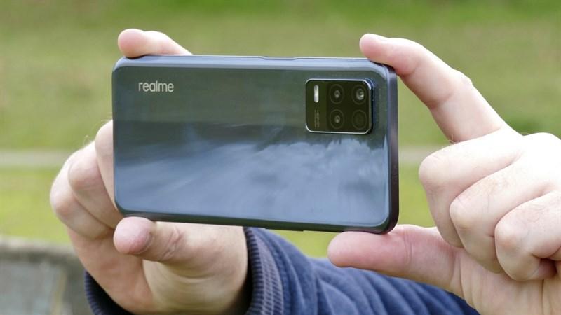 Điện thoại Realme 8 5G