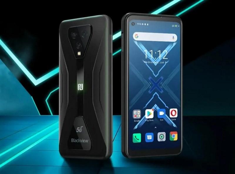 Blackview ra mắt smartphone 5G siêu bền dành cho game thủ đầu tiên trên thế giới: 5G kép, pin gần 5.000 mAh, làm mát bằng chất lỏng