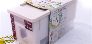 Thùng đựng gạo thông minh là gì? Những ưu, nhược điểm của thùng