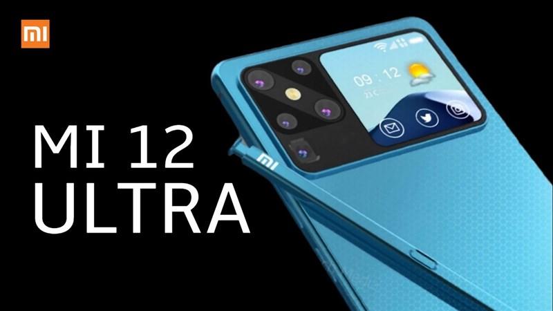 Cấu hình Xiaomi Mi 12 Ultra