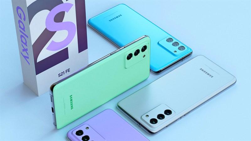 Samsung Galaxy S21 FE có thể sẽ không ra mắt tại sự kiện UNPACKED