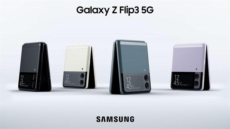 Samsung Galaxy Z Flip 3 màn hình gập sẽ có nhiều nâng cấp, giá rẻ hơn nhưng điều này có thể khiến bạn chưa hài lòng