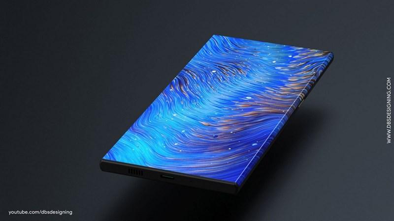 Chiêm ngưỡng mẫu thiết kế Galaxy Note 22 Ultra đẹp không tỳ vết với màn hình cong, 5 camera mặt sau cùng bút S Pen cực chất