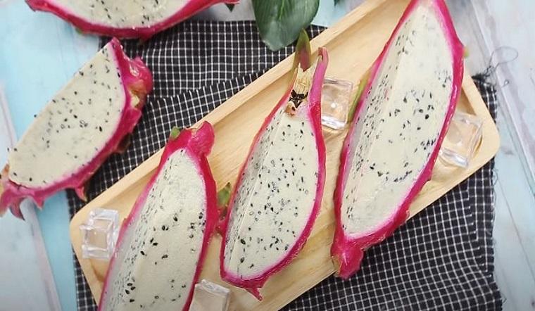 Cách làm bánh mousse thanh long thơm béo mềm mịn cực hấp dẫn