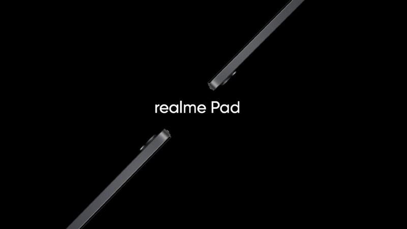 Máy tính bảng Realme Pad lộ cấu hình chi tiết: Màn hình 10.4 inch, pin 7.100 mAh, hỗ trợ LTE, giá từ 7 triệu đồng