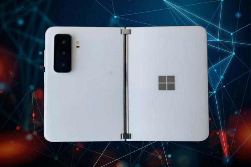 Surface Duo 2 bất ngờ rò rỉ thiết kế: Thêm màu đen và có 3 camera sau