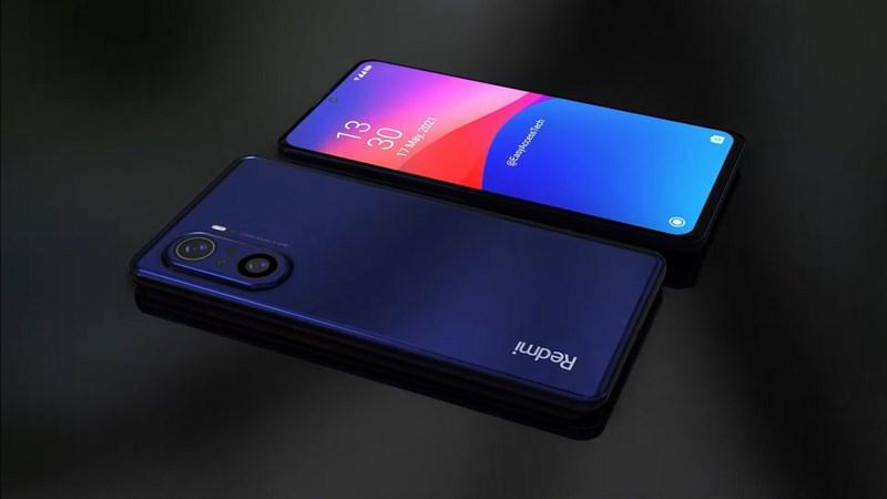 Redmi K50 và Redmi K50 Pro lộ hình ảnh render sắc nét với cụm camera sau khủng không kém Huawei P50