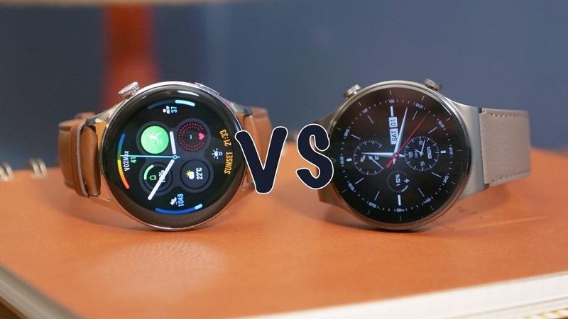 huawei watch 3 vs huawei watch gt2 pro