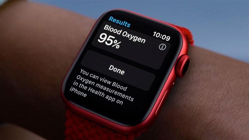 đo nồng độ oxy trong máu