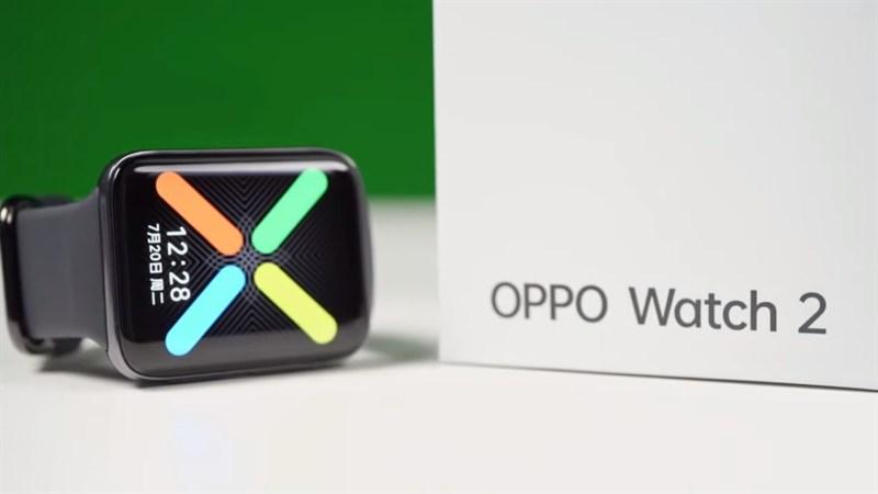 Video mở hộp OPPO Watch 2: Hai tùy chọn kích thước, hỗ trợ eSIM và có đầy đủ phụ kiện kèm theo